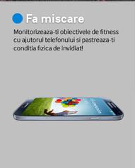 Monitorizeaza-ti obiectivele de fitness cu ajutorul telefonului si pastreaza-ti conditia fizica de invidiat!