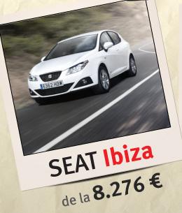 SEAT Ibiza de la 8.276 euro
