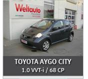 TOYOTA AYGO CITY 1.0 WT-i / 68 CP