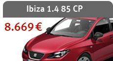 Ibiza 1.4 85 CP - 8.669 €