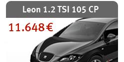 Leon 1.2 TSI 105 CP - 11.648 €