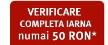 Verificare completa iarna numai 50 RON*