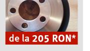 de la 205 RON*