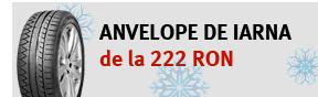 Anvelope de iarna de la 222 RON