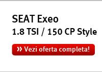 SEAT Exeo 1.8 TSI / 150 CP Style! Vezi oferta completa!