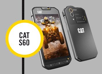 Detalii smartphone Cat S60