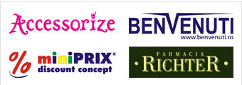 Accesorize, Bsenvenuti, miniPRIX, Farmacia RICHTER