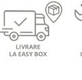 Livrare la easy box